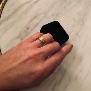 Love / screw ring